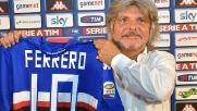La Sampdoria va a mille, Ferrero regala un altro show
