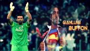 Buffon, l'uomo dei record: imbattuto per 973 minuti