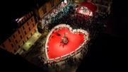 Verona in Love: una città palcoscenico di amore