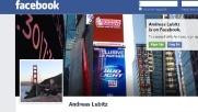 Il profilo Fb (disattivato) del copilota dell'A320