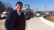 """Morandi umarell: """"Mi piace vedere lavori in cantiere"""""""