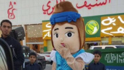 Viola la sharia, arrestata una mascotte a Riyadh