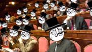 Il sito del Senato sotto cyberattacco