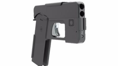 Usa, in arrivo la pistola che sembra uno smartphone