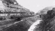 Canale di Panama, le foto d'archivio della costruzione