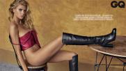 Charlotte McKinney nuda per Gq Messico
