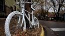 """""""Bici fantasma"""", foto-progetto per ricordare i ciclisti investiti"""