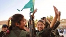 Kobane libera, le donne della resistenza