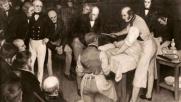 Chirurgia d'altri tempi, come si operava nell'Ottocento