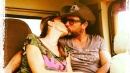 Cecilia Capriotti, vacanze al bacio con Gianluca Mobilia