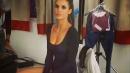 Elisabetta Canalis, shooting sexy prima del sì
