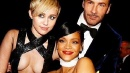 Miley Cyrus e Rihanna, sfida a colpi di nudo