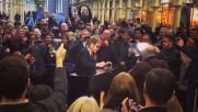 Elton John, show in metrò per il lancio del nuovo album