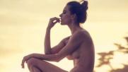 Alessandra Ambrosio, tutta nuda per David Bellemere