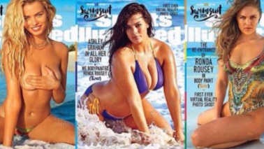 Sports Illustrated: Ronda Rousey, Ashley Graham e Hailey Clauson, tripla cover