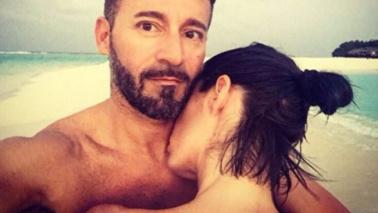 Max Biaggi e Bianca Atzei, verso il matrimonio