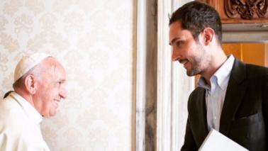 Francesco sdogana anche Instagram: foto con l'ad