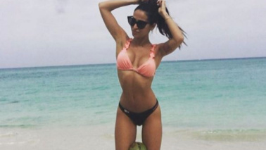 Federica Riccardi, bikini hot dalle Bahamas