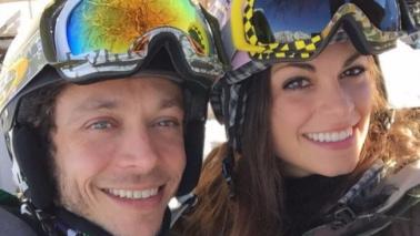 Valentino Rossi e Linda Morselli, amore a fine corsa?