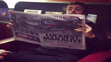 """Alonso scherza: """"Miracolato? Credo si riferiscano a me"""""""