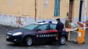 Carrara, carabiniere freddato sul pianerottolo di casa