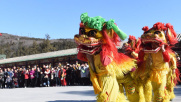 Al via i festeggiamenti per il capodanno cinese