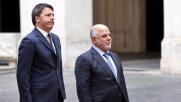 """Gaffe al picchetto: """"Onore al premier dell'Iran"""" anziché Iraq"""