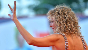 """Valeria Golino: """"Nessuna crisi con Riccardo Scamarcio"""""""