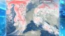 Meteo, sull'Italia ancora piogge<br>ma non &egrave; previsto l'arrivo del freddo