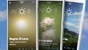 Meteo.it, ecco la nuova app: previsioni più ricche e social
