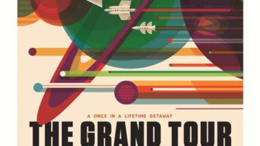 Viaggi nello spazio formato poster: l'iniziativa della Nasa