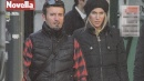 Max Biaggi ed Eleonora Pedron, passeggiata insieme