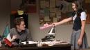 """""""Glee"""", Lea Michele: """"Ho avuto un flirt con Matthew Morrison"""""""
