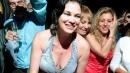 Demetra Hampton, 'Valentina' festeggia 46 anni ed è più sexy che mai