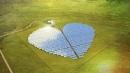 Nuova Caledonia, l'impianto fotovoltaico sarà a forma di cuore