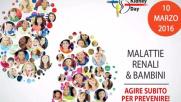 Il 10 marzo si celebra la Giornata mondiale del rene