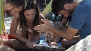 Isola, l'unico fuoco può accendersi tra Paola e Andrea