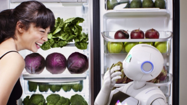 Il robot Pepper diventerà sempre più intelligente