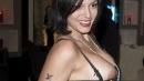 Sara Tommasi, strip hot per strada