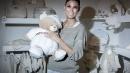 Melissa Satta, prove di mamma e pancino