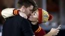 Miley Cyrus-Patrick Schwarzenegger, nuova coppia 'al bacio' di Hollywood
