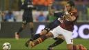 Roma bloccata dall'Inter