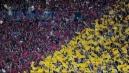 """Roma, vince solo la curva: """"Vinceremo il tricolore"""""""