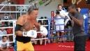 Boxe, Mickey Rourke torna sul ring