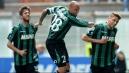 Sassuolo-Milan 3-2 con tris di Berardi ma quante polemiche