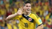 James, Messi, Cahill e... i 10 gol più belli del Mondiale
