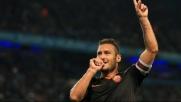 """Grande Roma, """"solo"""" 1-1 a Manchester: Totti da record"""