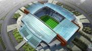 Lazio, avanti col progetto stadio: c'è una nuova location