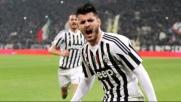 La Juventus ritrova MorataDoppietta e 3-0 all'Inter