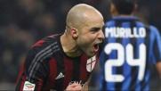 Alex, Bacca e Niang: il derby è del Milan, l'Inter sprofonda